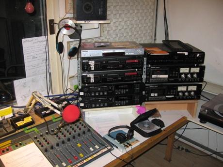On-Air Studio RDL