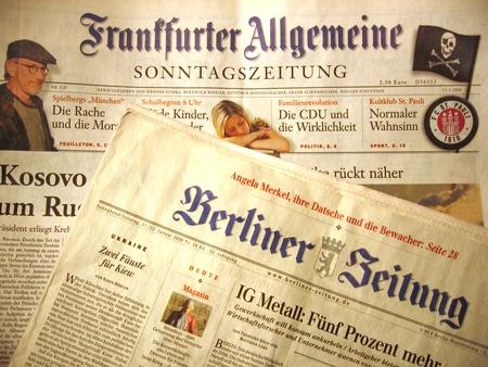 Te dwie gazety prenumeruję.