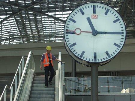Do otwarcia zostało już mało czasu (foto: Michał Piotrowicz)