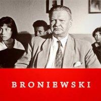 Broniewski - okładka